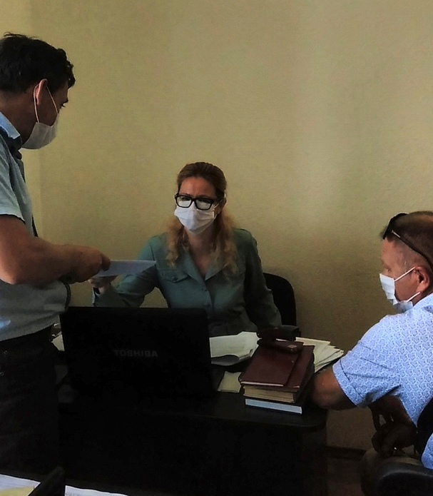 Очередной материал проекта находится на рассмотрении в Конституционном Суде РФ
